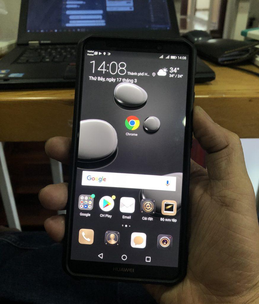 Ốp lưng Huawei Mate 10 Pro UAG