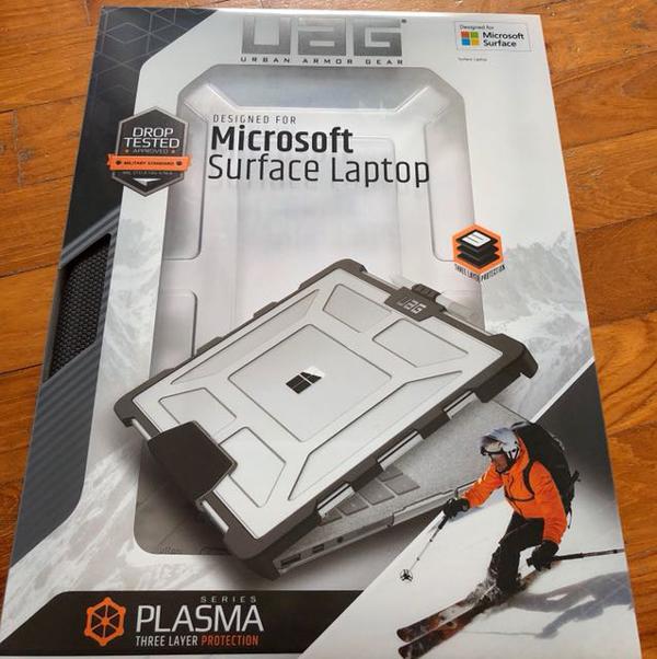 Vo op Microsoft Surface Laptop UAG Plasma 15 bengovn