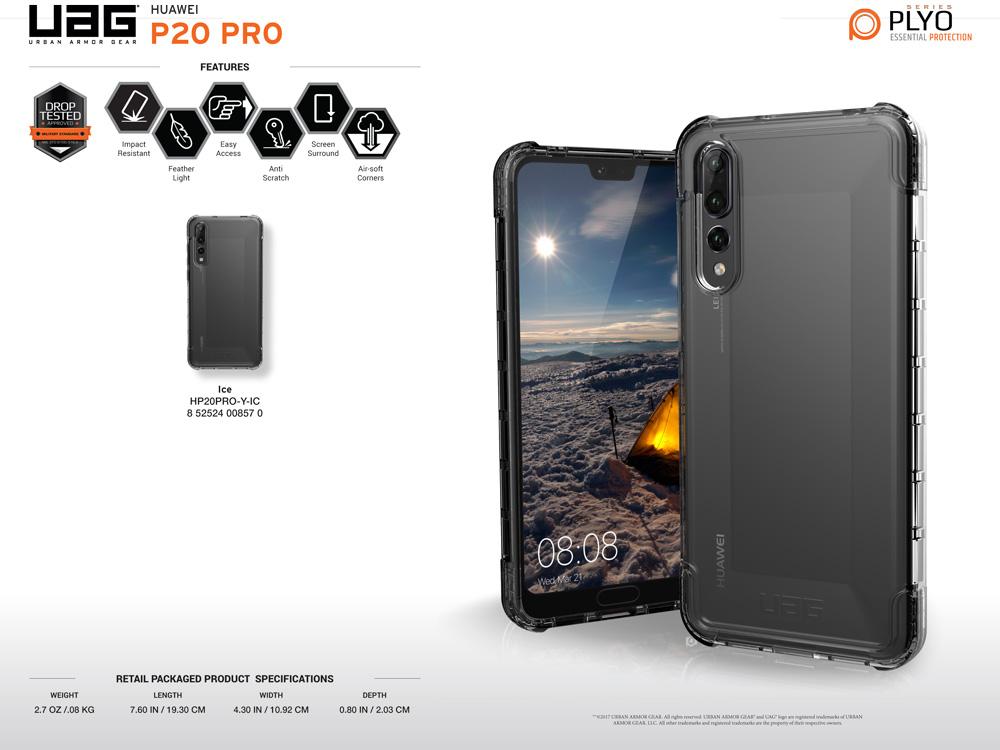 Ốp lưng Huawei P20 Pro UAG