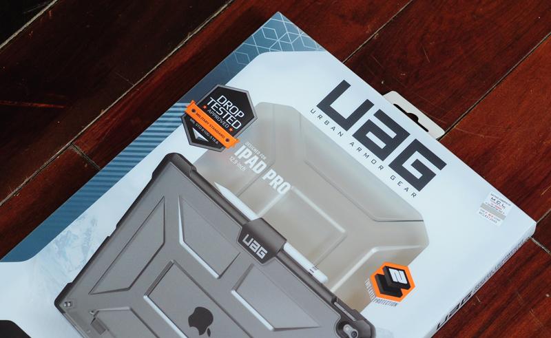 Giới thiệu ốp lưng iPad UAG Plasma vừa có ở Việt Nam