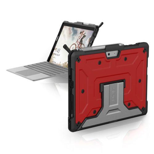 Op lung Microsoft Surface Go UAG Metropolis 01 bengovn2