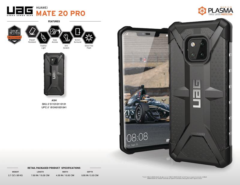 Ốp lưng Huawei Mate 20 Pro