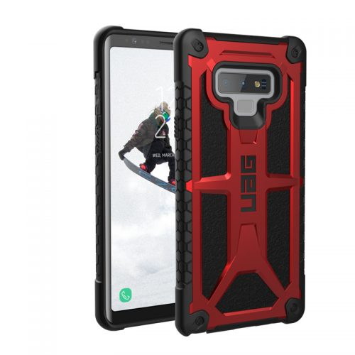 Op lung Samsung Galaxy Note 9 UAG Monarch Crimson 01 BENGOVN1
