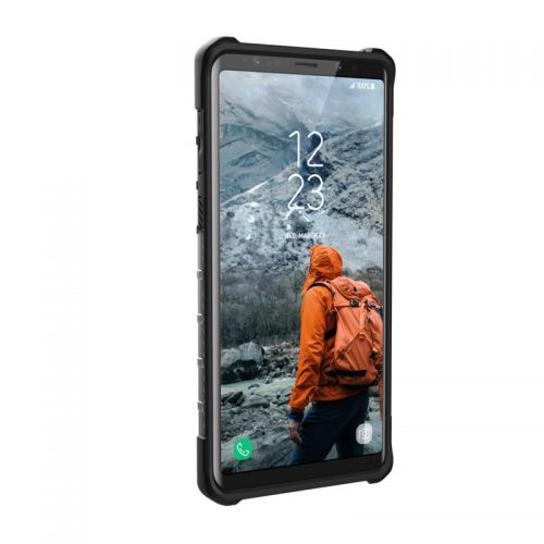 Op lung Samsung Galaxy Note 9 UAG Plasma Ash 06 BENGOVN