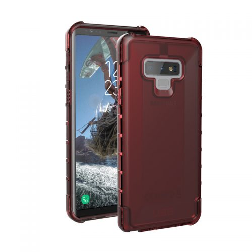 Op lung Samsung Note 9 UAG PLYO Series Crimson 01 BENGOVN