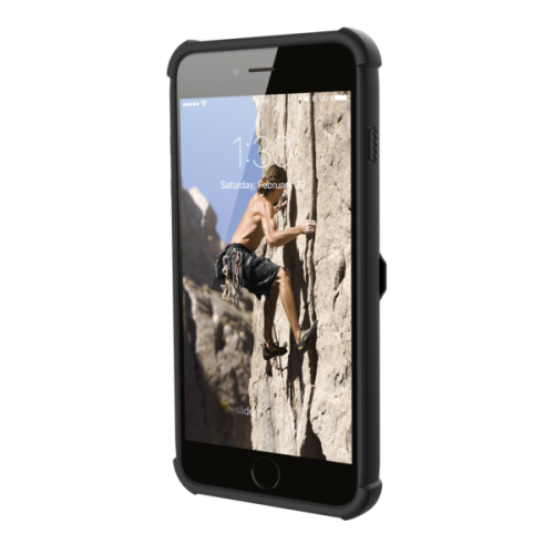 op lung iphone 8 7 plus uag trooper voi ngan dung the den 5