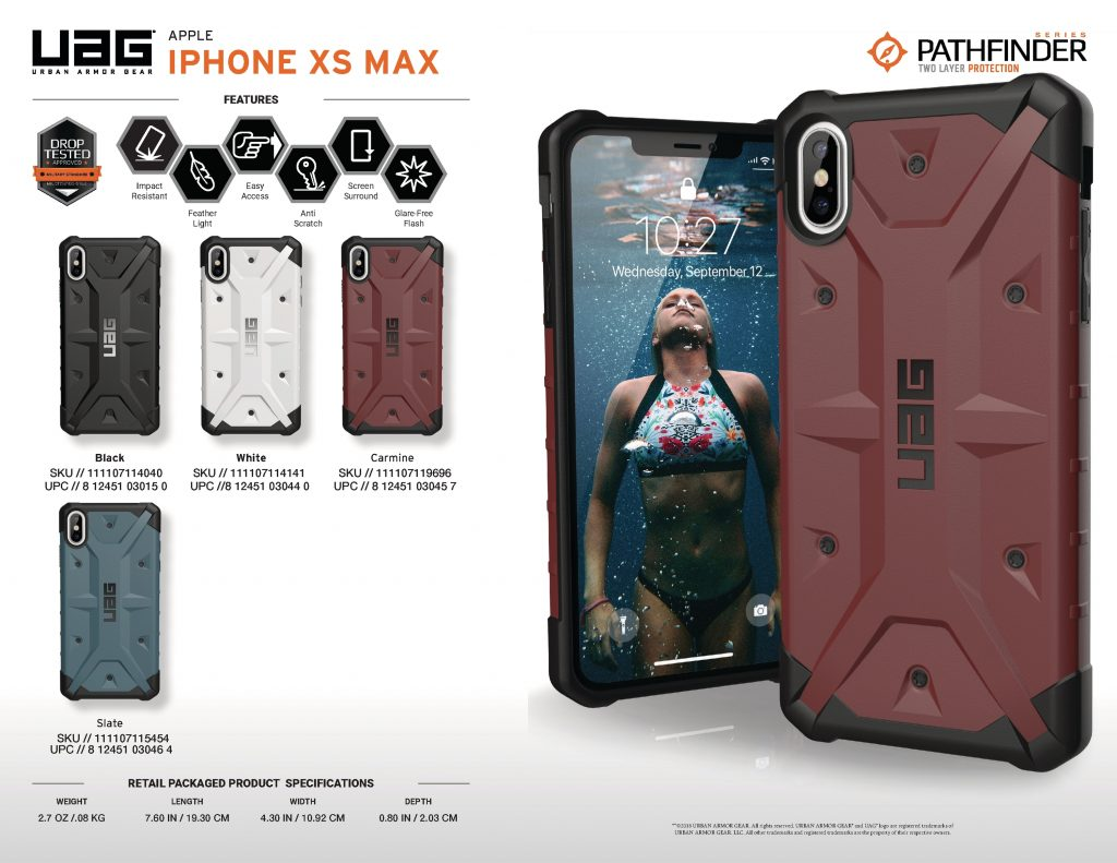 IPHONE XS MAX SS English PATHFINDER