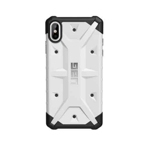 op lung iPhone Xs Max UAG Pathfinder Series TIKI white 07 bengovn