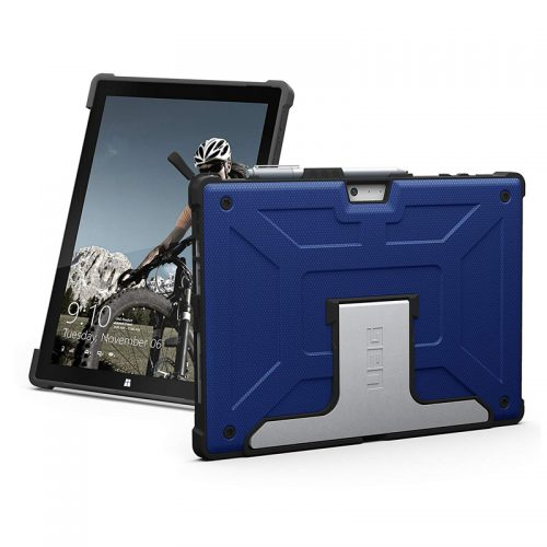Op lung Microsoft Surface Pro 6 5Th Gen UAG Metropolis Series Cobalt 00 bengovn