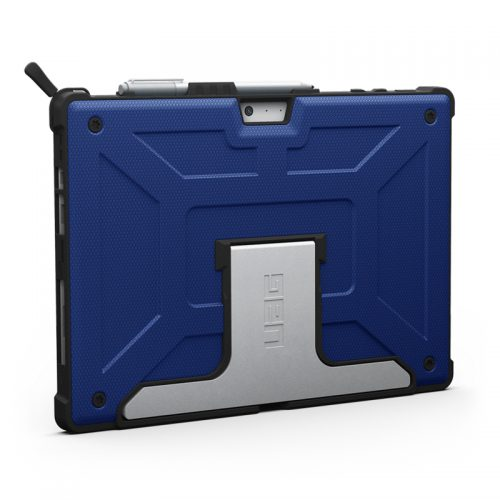 Op lung Microsoft Surface Pro 6 5Th Gen UAG Metropolis Series Cobalt 02 bengovn