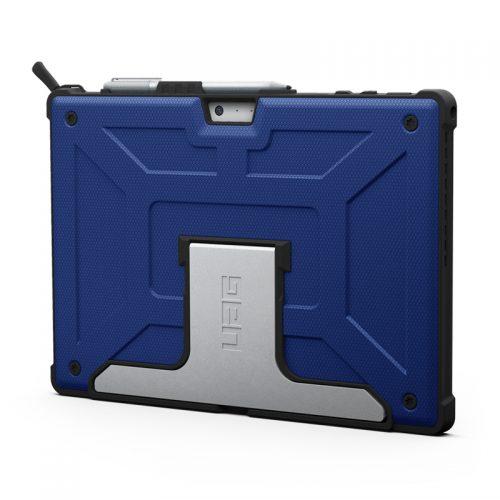 Op lung Microsoft Surface Pro 6 5Th Gen UAG Metropolis Series Cobalt 03 bengovn