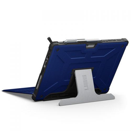 Op lung Microsoft Surface Pro 6 5Th Gen UAG Metropolis Series Cobalt 06 bengovn