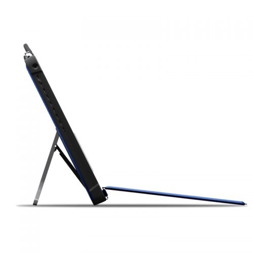 Op lung Microsoft Surface Pro 6 5Th Gen UAG Metropolis Series Cobalt 07 bengovn