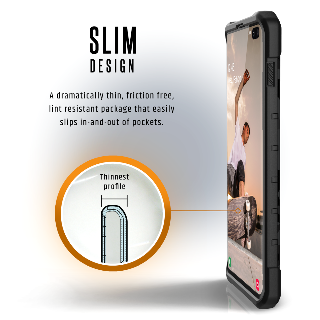 Samsung Galaxy S10 Pathfinder BLC 03 PRM SLIM