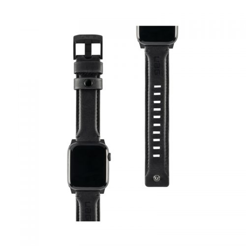 Day deo Apple Watch 42mm 44mm UAG Leather 04 bengovn