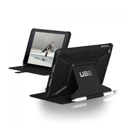 Bao da iPad Mini 2019 UAG Metropolis Black 01 bengovn