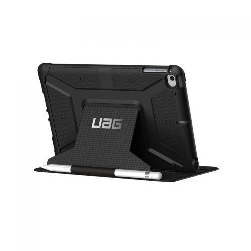 Bao da iPad Mini 2019 UAG Metropolis Black 06 bengovn