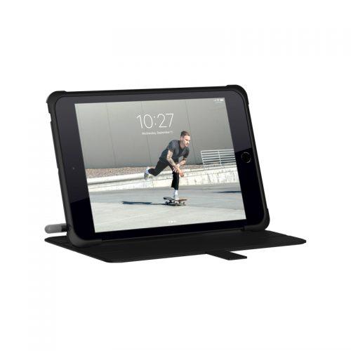 Bao da iPad Mini 2019 UAG Metropolis Black 07 bengovn