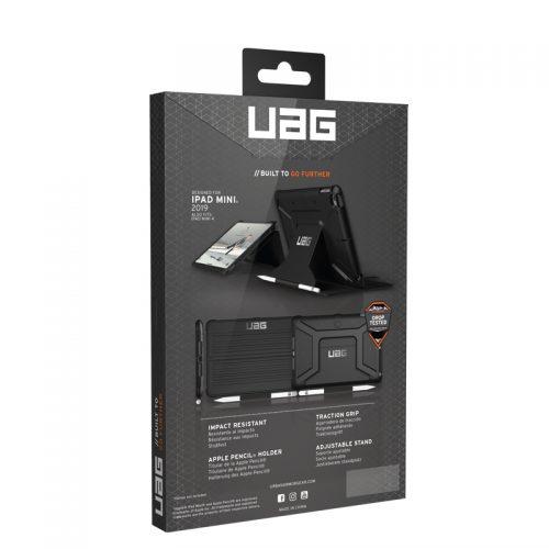 Bao da iPad Mini 2019 UAG Metropolis Black 11 bengovn