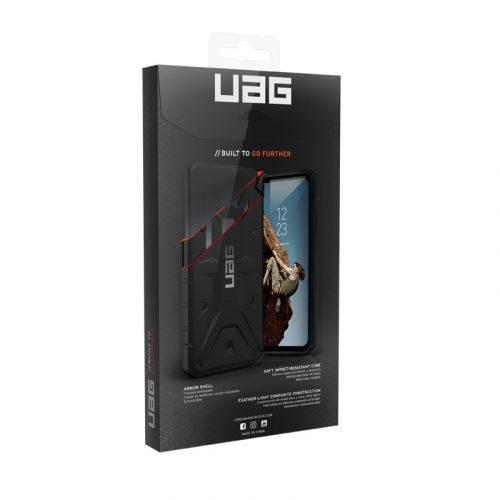 Op lung Samsung Galaxy S10 Plus UAG Pathfinder Series Black 08 bengovn