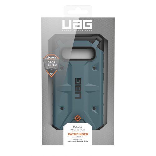 Op lung Samsung Galaxy S10 Plus UAG Pathfinder Series Slate 07 bengovn