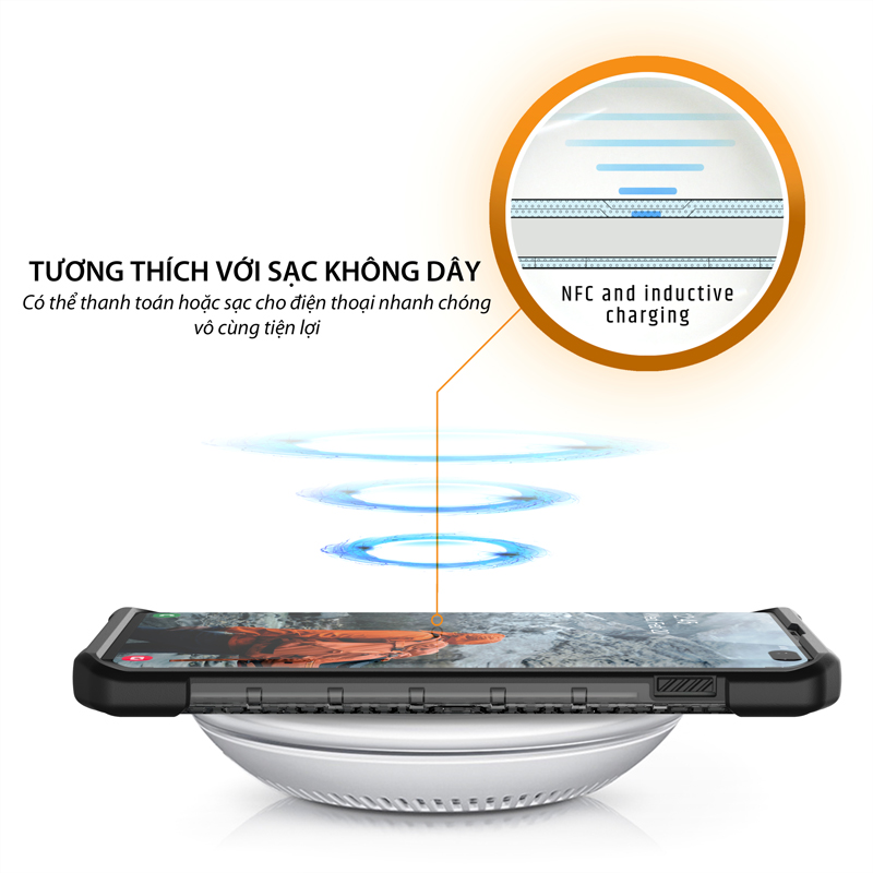 Op lung Samsung Galaxy S10 Plus UAG Plasma Series TIKI 05 bengovn