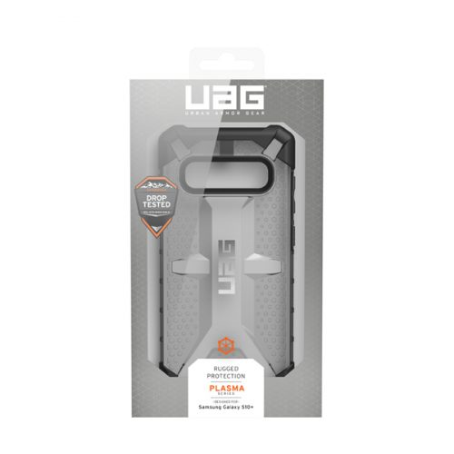 Op lung Samsung Galaxy S10 Plus UAG Plasma Series TIKI Ice 06 bengovn