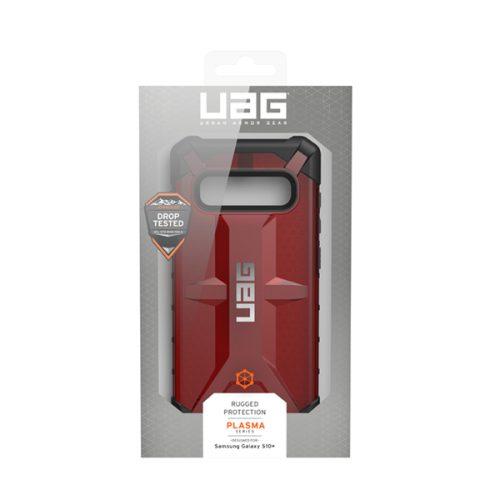 Op lung Samsung Galaxy S10 Plus UAG Plasma Series TIKI Magma 06 bengovn