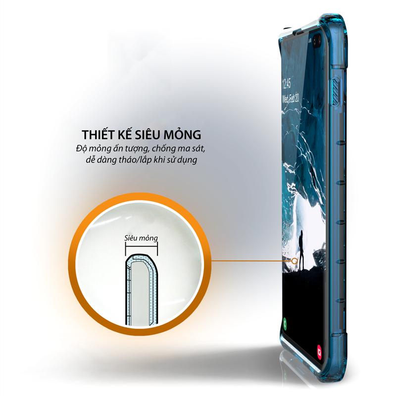 Op lung Samsung Galaxy S10 Plus UAG Plyo Series TIKI 03 bengovn
