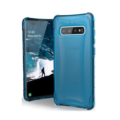 Op lung Samsung Galaxy S10 Plus UAG Plyo Series TIKI Glacier 04 bengovn