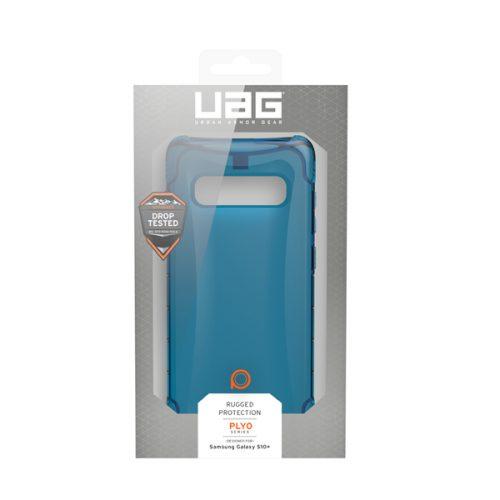 Op lung Samsung Galaxy S10 Plus UAG Plyo Series TIKI Glacier 06 bengovn