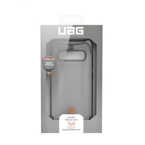 Op lung Samsung Galaxy S10 Plus UAG Plyo Series TIKI Ice 06 bengovn