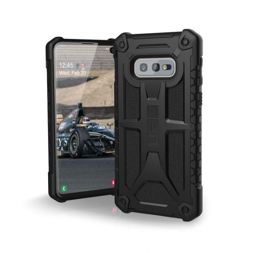 Op lung Samsung Galaxy S10e UAG Monarch Series Black 01 bengovn