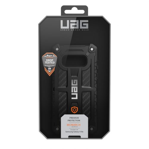 Op lung Samsung Galaxy S10e UAG Monarch Series Carbon Fiber 07 bengovn