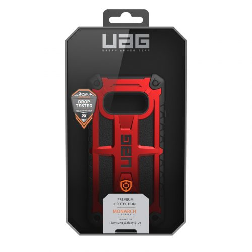 Op lung Samsung Galaxy S10e UAG Monarch Series Crimson 07 bengovn