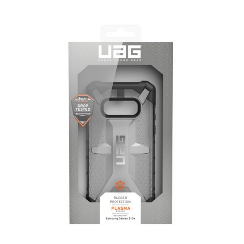 Op lung Samsung Galaxy S10e UAG Plasma Series TIKI Ice 06 bengovn