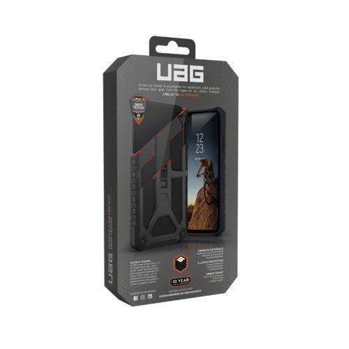 Op lung Samsung Galaxy S10 5G UAG Monarch Series 08 bengovn