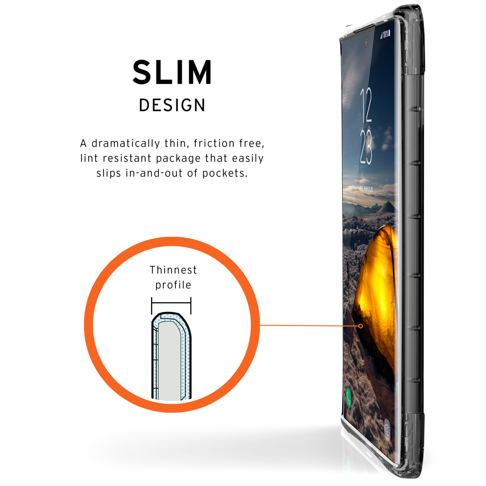 Samsung Galaxy Note10 PLYO ICE 03 PRM IMPACT 3 UAGVietnam