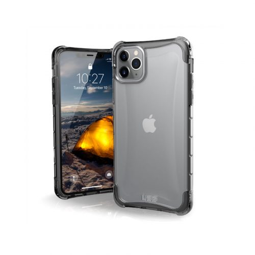 Op lung iPhone 11 Pro Max UAG Plyo Series Ice 01 bengovn