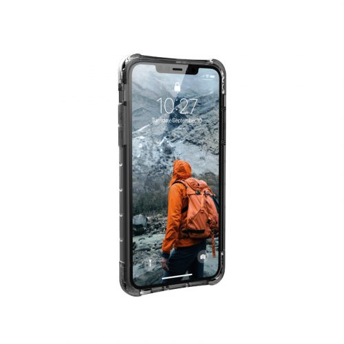 Op lung iPhone 11 Pro Max UAG Plyo Series Ice 04 bengovn