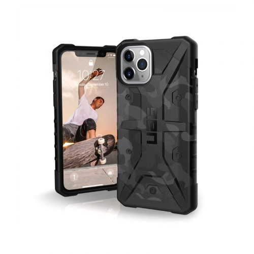 Op lung iPhone 11 Pro Max UAG Pathfinder SE Camo MIDNIGHT 01 bengovn