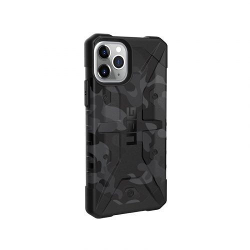 Op lung iPhone 11 Pro Max UAG Pathfinder SE Camo MIDNIGHT 04 bengovn
