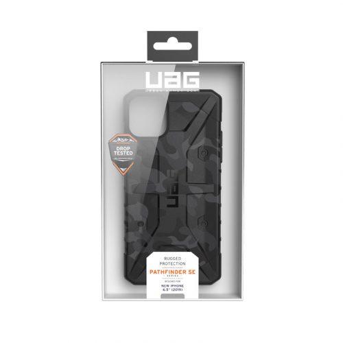 Op lung iPhone 11 Pro Max UAG Pathfinder SE Camo MIDNIGHT 07 bengovn