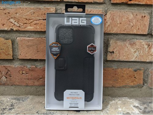 Op lung iPhone 11 Pro Max UAG Plyo Series Ice 15 bengovn