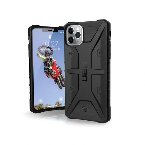 Op lung iPhone 11 Pro Max UAG Pathfinder Series Black 01 bengovn