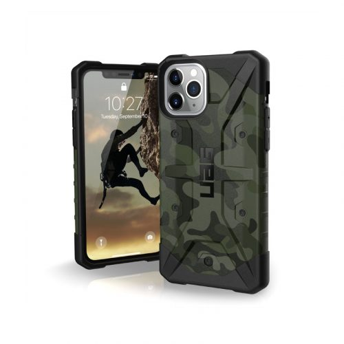 Op lung iPhone 11 Pro Max UAG Pathfinder SE Camo FOREST 01 bengovn1