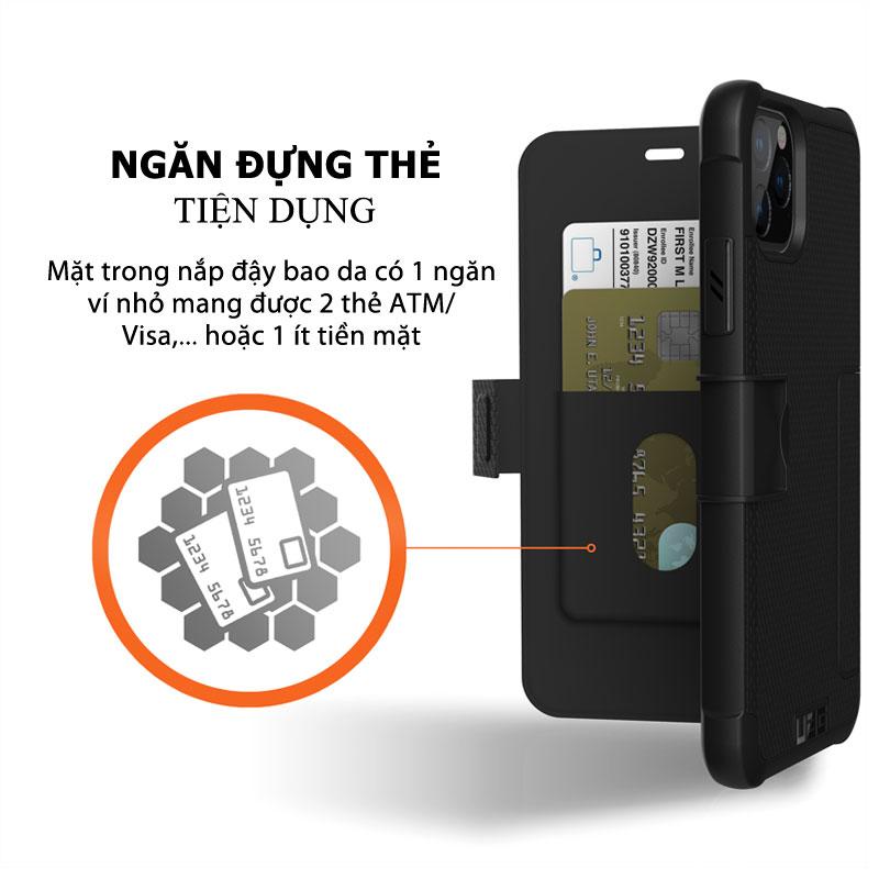 Bao da iPhone 11 Pro Max UAG Metropolis Series 11 bengovn1