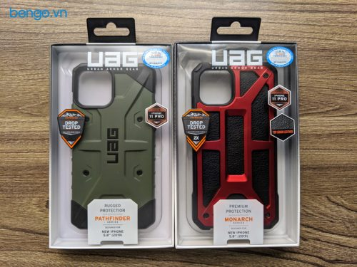 Op lung iPhone 11 Pro UAG Monarch Series Anh chup bengovn