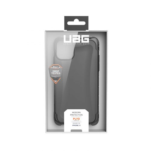 Op lung iPhone 11 UAG Plyo Series Ash 07 bengovn
