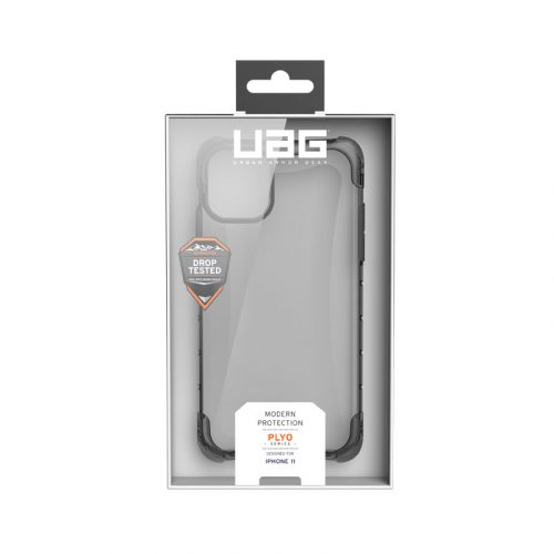 Op lung iPhone 11 UAG Plyo Series Ice 07 bengovn